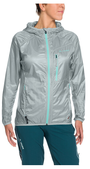 VAUDE Scopi II Women's Windshell pigeon grey